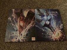 Soul Calibur 6 VI Collectors Edition Steelbook Case ( w/ 4 Quotes) + Soundtrack