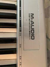 M-audio keystation 88es W 9 V Power Supply Semi- Weighted Keys.