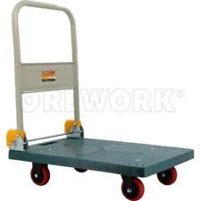 CARRETILLO PLEGABLE de plataforma. 150 kgs.