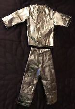 HASBRO  GI JOE  ACTION PILOT  CRASH CREW  JACKET AND PANTS  TAGGED  HONG KONG