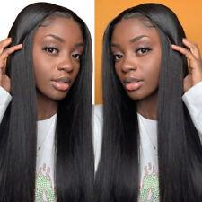 200G/4Bundles Brazilian Unprocessed Straight Human Hair Extensions Weaves Weft