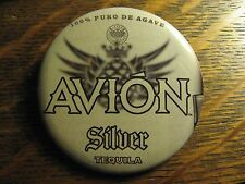 Avion Silver Tequila Jalisco Mexico Agave Advertisement Pocket Lipstick Mirror