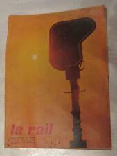 Le rail SNCB – n°134 octobre 1967
