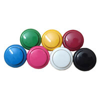 10pcs Arcade BL-30 30mm Push Button Switch Multicade For Arcade1up MAME PC Games