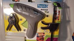 Klebepistole  Rapid  EG212        Kleber+ Klemmen     12mm
