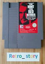 Nintendo NES The Hunt For Red October PAL