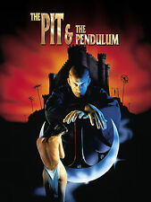 The Pit and the Pendulum Blu-ray, Stuart Gordon, Full Moon Features