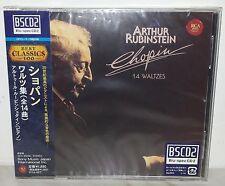 BLU-SPEC CD CHOPIN - 14 WALTZES - RUBINSTEIN - JAPAN SICC 30056