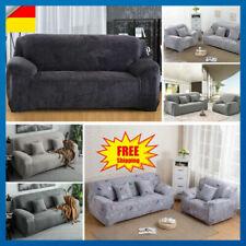 1-3 Sitzer Sofabezug Stretchhusse Sofahusse Sofabezüge Sofa Sitzbezug