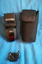 Canon Speedlite 580EX II Flash For Spares or Repair