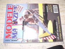 µµ Modele Magazine n°457 Vifanler J.D37 Typhoon Supreme  / Tout plastique