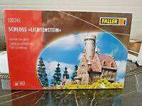 Faller H0 130245 - Schloss Lichtenstein, Bausatz, Neuware (verschweißt)!