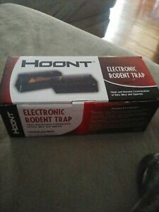 Hoont Electronic Rodent Trap ( Rats, Mice, and Squirrels) New in box