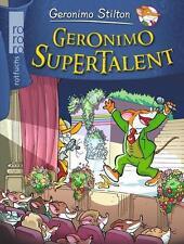 Geronimo Supertalent von Geronimo Stilton (2015, Gebundene Ausgabe), UNGELESEN