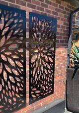 Indoor/outdoor decorative panels