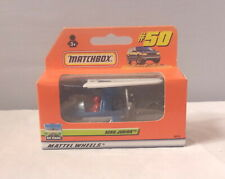MJ7 Matchbox - 2000 ROW 1-75 - MB50 - Aero Junior - Blue & White