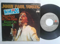 "John Paul Young / Standing In The Rain 7"" Vinyl Single 1976 mit Schutzhülle"