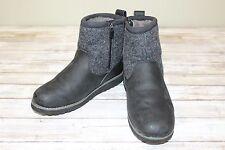 Ugg Bayson Boots - Boys Size 4/5, Black