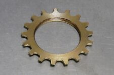 SHIMANO DURA ACE #7200 ERA 70's 17t 5/6sp MIDDLE POSITION Threaded Cog BX32a