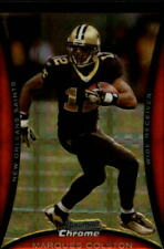 2008 Bowman Chrome Xfractors #BC191 Marques Colston /250 - NM-MT