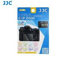 JJC GSP-D500 Ultra-thin LCD Optical Glass Screen Protector for NIKON D500 camera