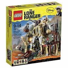 Lego The Lone Ranger Western 79110 THE SILVER MINE NISB Tonto Xmas Present Gift