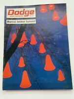 1969 Vintage DODGE NEWS MAGAZINE, Special Holiday Features