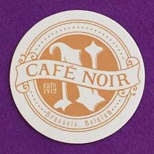 Café Noir Coaster - Jock Lindsey's Hangar Bar - Disney Springs, Indiana Jones