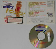 There's Something About Mary Soundtrack  U.S. promo label cd
