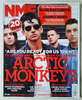 ARCTIC MONKEYS/ALEX TURNER RARE, NME 5 November 2011 FLORENCE AND THE MACHINE