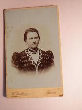 Steyr - Frau - Portrait / CDV