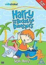Harry And His Bucketful Of Dinosaurs - Super Harry (DVD, 2007) 5014138601737