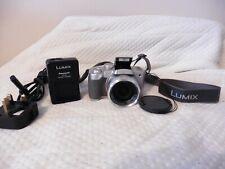 Panasonic Lumix DMC-FZ5 12x Optical Zoom 5MP Leica Lens Digital Camera NEEDS BAT