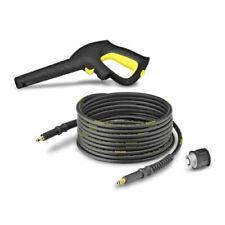 Karcher tubo 12 mt + pistola quick alta pressione accessori idropulitrice