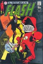 Flash #197 F, Gil Kane art, Dc Comics 1970