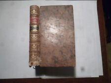 1790- REGIONALISME-VOYAGEUR FRANCOIS -LYONNOIS-DAUPHINE- LIVRES ANCIENS XVIIIè