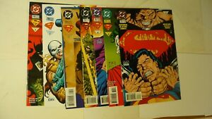Action Comics 713-719 Superman DC 39A