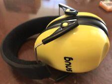 Snug Kids Ear Protection Yellow