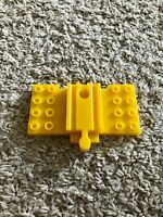 Wooden Track Railway Thomas Brio ikea lego duplo bridge adapter Double sided