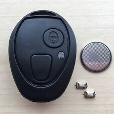 Rover 75 MG ZT ZTT MINI 2 Button Remote key FOB Case Full Repair kit switches