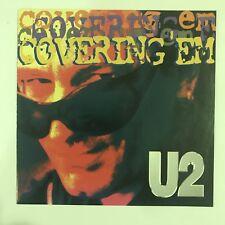 U2 - Covering Em RARE Factory Pressed LONG OOP