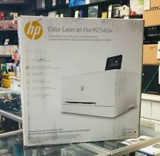 HP LaserJet Pro M254dw Wireless Laser Color Printer  New