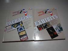 Design in Motion- 2 Volumes: Packaging & Exhibits, 1989