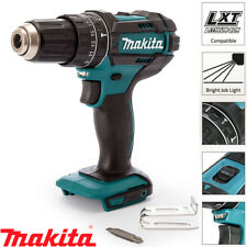 Makita DHP482Z 18v LXT Li-Ion Combi Drill 2-Speed- Blue- Naked- Replaces DHP456Z