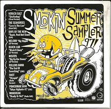 RARE PROMO CD w/ MISFITS verruca Salt SNOT days of the new SEAHORSES Stone Roses