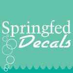 Springfed Decals