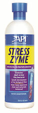 API Stress Zyme 118ml Aquarium Live Filter Bacteria Cycle Colony Boost