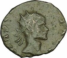 CLAUDIUS II Gothicus 268AD  Ancient Roman Coin Equality Fairness Cult  i40416