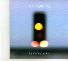 (DP533) MT Warning, Forward Miles - 2013 DJ CD