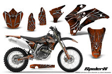 YAMAHA WR250F WR450F 2007-2011 GRAPHICS KIT CREATORX DECALS SXOD